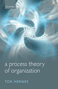 Cover for A Process Theory of Organization