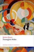 Cover for Finnegans Wake