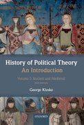 Cover for History of Political Theory: An Introduction