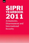 Cover for SIPRI Yearbook 2011