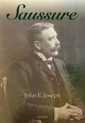 Cover for Saussure