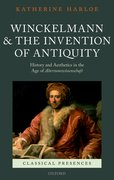 Cover for Winckelmann and the Invention of Antiquity