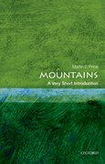 Cover for Mountains: A Very Short Introduction