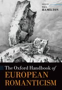 Cover for The Oxford Handbook of European Romanticism