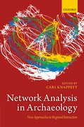 Cover for Network Analysis in Archaeology
