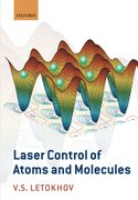 Cover for Laser Control of Atoms and Molecules