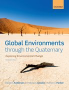 Cover for Global Environments through the Quaternary