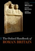 Cover for The Oxford Handbook of Roman Britain - 9780199697731