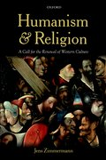 Cover for Humanism and Religion