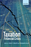 Cover for Taxation and the Financial Crisis