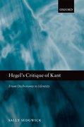 Cover for Hegel