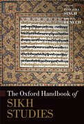 Cover for The Oxford Handbook of Sikh Studies