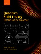 Cover for Quantum Field Theory for the Gifted Amateur