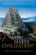 Cover for What Makes Civilization?
