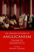 Cover for The Oxford History of Anglicanism, Volume III