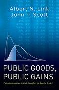 Cover for Public Goods, Public Gains