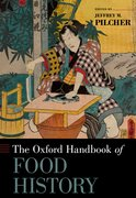 Cover for The Oxford Handbook of Food History