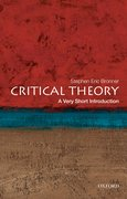 Cover for Critical Theory: A Very Short Introduction