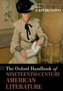 Cover for The Oxford Handbook of Nineteenth-Century American Literature