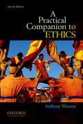 Cover for A Practical Companion to Ethics