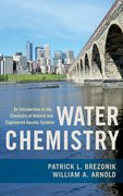 Cover for Water Chemistry