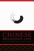 Cover for Chinese Religious Life