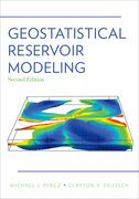 Cover for Geostatistical Reservoir Modeling