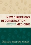 Cover for New Directions in Conservation Medicine