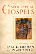 Cover for The Apocryphal Gospels