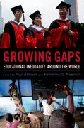 Cover for Growing Gaps