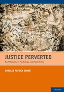 Cover for Justice Perverted