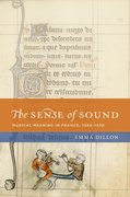 Cover for The Sense of Sound