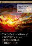 Cover for The Oxford Handbook of Cognitive and Behavioral Therapies