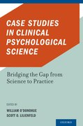 Cover for Case Studies in Clinical Psychological Science