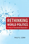 Cover for Rethinking World Politics