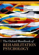 Cover for The Oxford Handbook of Rehabilitation Psychology