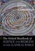 Cover for The Oxford Handbook of Science and Medicine in the Classical World
