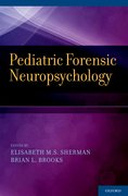 Cover for Pediatric Forensic Neuropsychology
