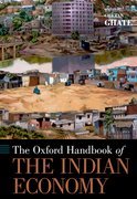 Cover for The Oxford Handbook of the Indian Economy