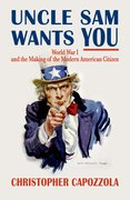 Cover for Uncle Sam Wants You