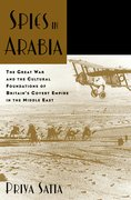 Cover for Spies in Arabia