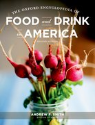 Cover for The Oxford Encyclopedia of Food and Drink in America