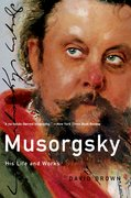 Cover for Musorgsky