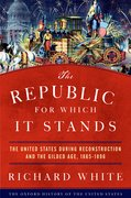 Cover for The Republic for Which It Stands - 9780199735815