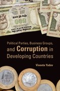 Cover for Political Parties, Business Groups, and Corruption in Developing Countries