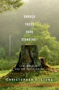 Cover for Should Trees Have Standing?