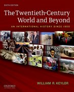 Cover for The Twentieth-Century World and Beyond
