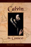 Cover for Calvin in Context