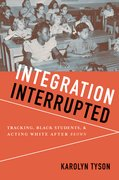 Cover for Integration Interrupted