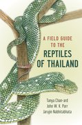 Cover for A Field Guide to the Reptiles of Thailand